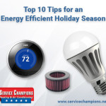 Top 10 Tips for an Energy-Efficient Holiday Season