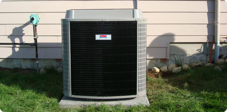 Residential Heat Pump Systems Northern Ca Service