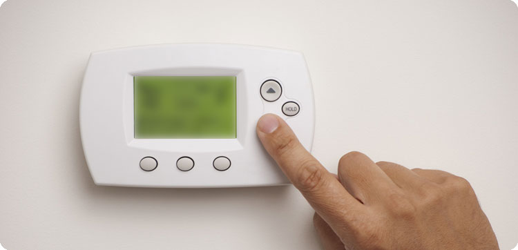 HVAC thermostats & control system