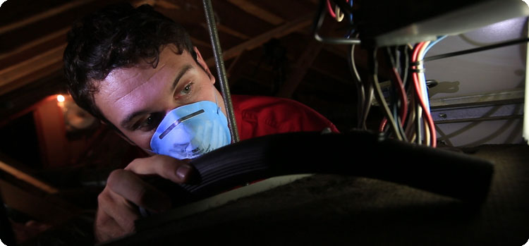 air duct cleaning & performance test