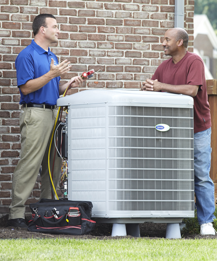 Buying a HVAC Unit