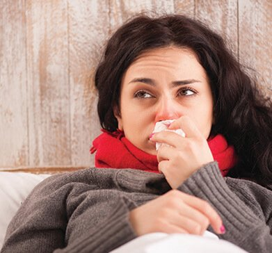 Use Your Central Air to Battle the Flu