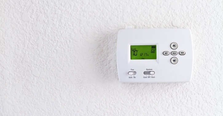 winter programmable thermostat setting