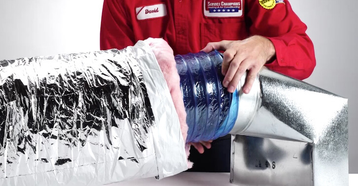 How PureFlow™ Duct Systems Work