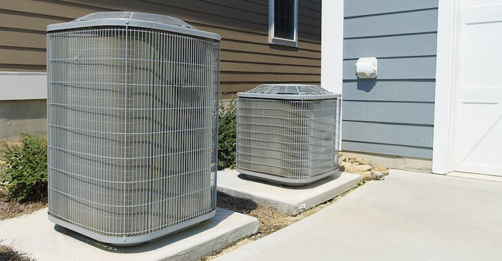 How to Clean Heat Pump Condenser Coils - Service Champions