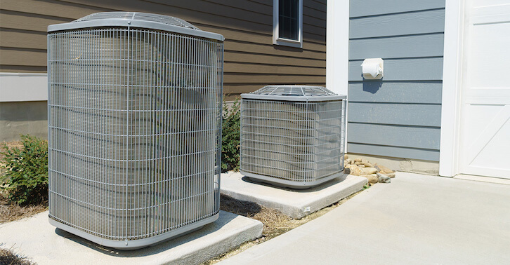 You may not be thinking of your heat pump condenser coils as part of your spring cleaning tasks, but we recommend adding it to the list.