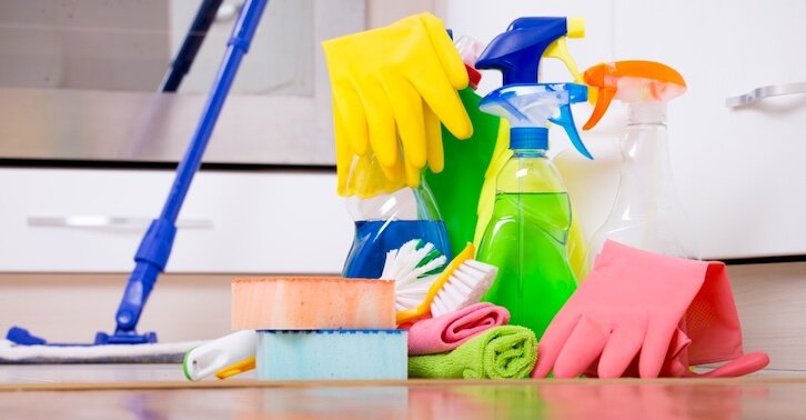 Spring Cleaning Ideas to Improve Indoor Air Quality