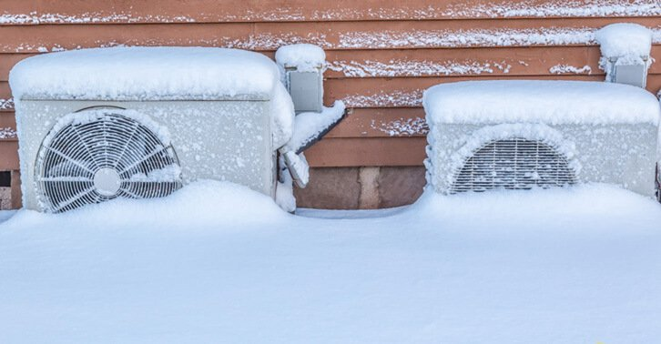 How to Fix Common Winter Heat Pump Problems