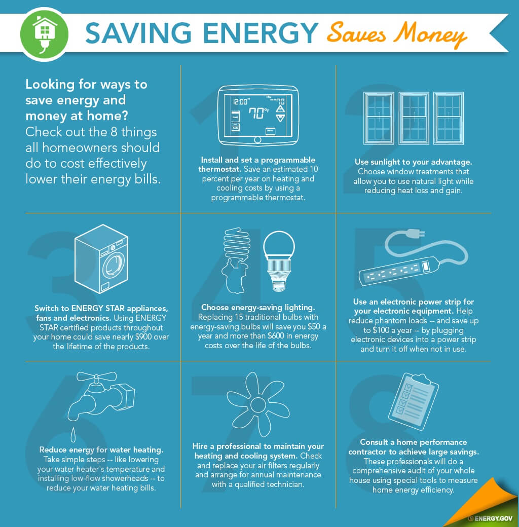 7 Effortless Ways to Save Energy This Spring