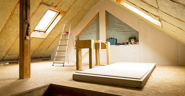 Attic Air Sealing and Insulation Tips to Minimize Attic Energy Loss