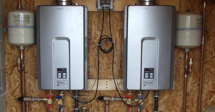 pros and cons of on-demand, tankless water heatersservice champions