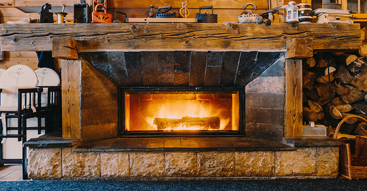 7 Reasons to Convert a Wood Fireplace to Gas