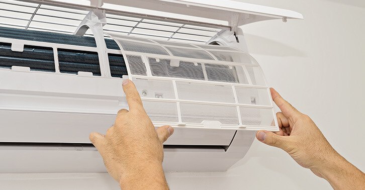 Where Is My Ductless Mini-Split? Finding and Cleaning Mini-Split Filters - Service Champions
