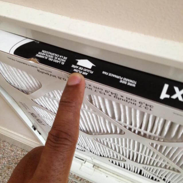 How to Change an Air Filter - Service Champions