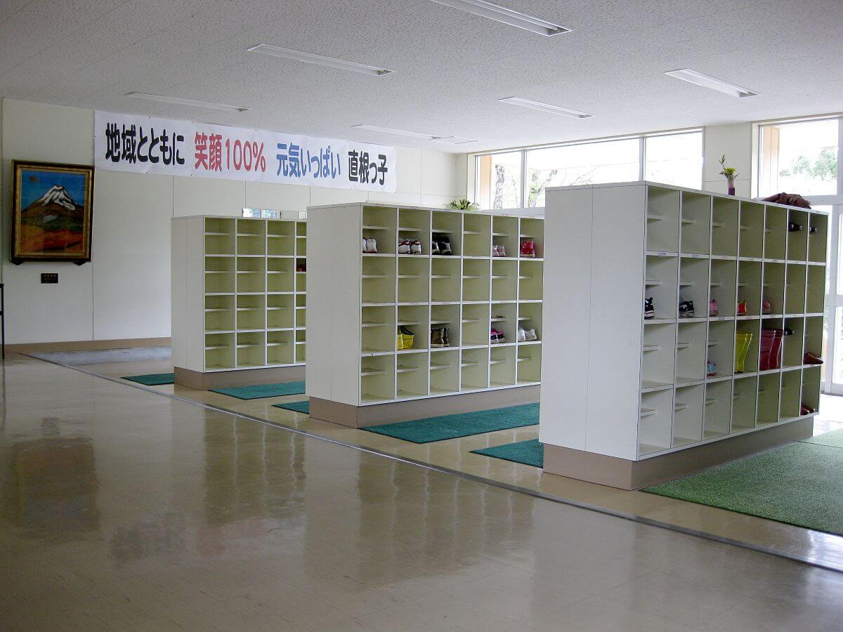 Japanese shoe cupboards called getabakos_wiki