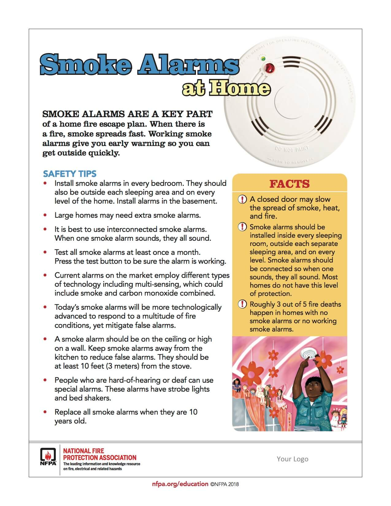 Smoke Alarm Safety at Home - Service Champions