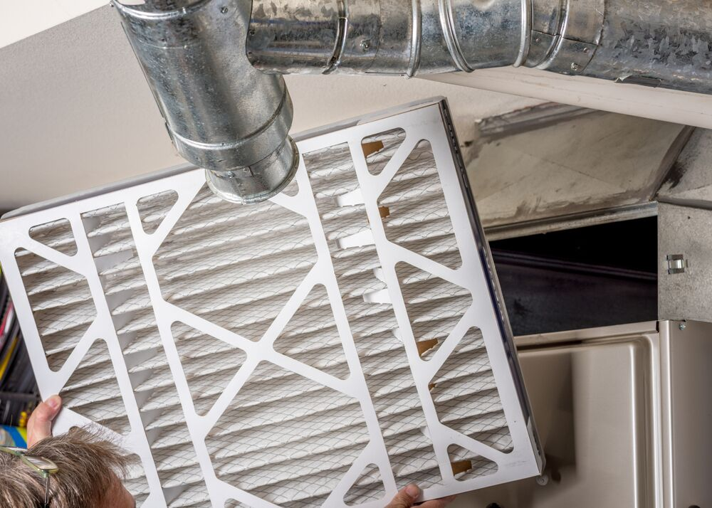 new clean air filter
