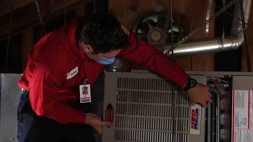 furnace replacement in folsom, ca