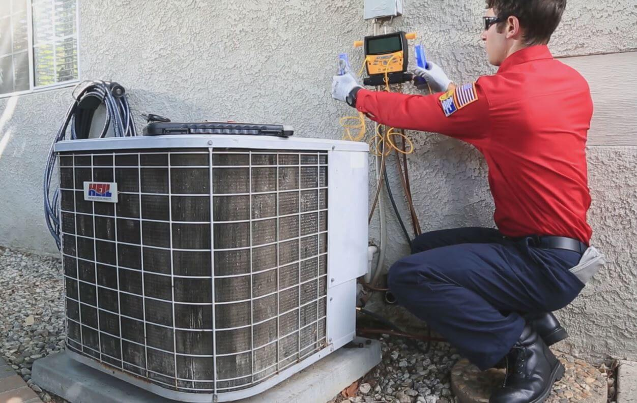 AC Contractor for HVAC Air Conditioning
