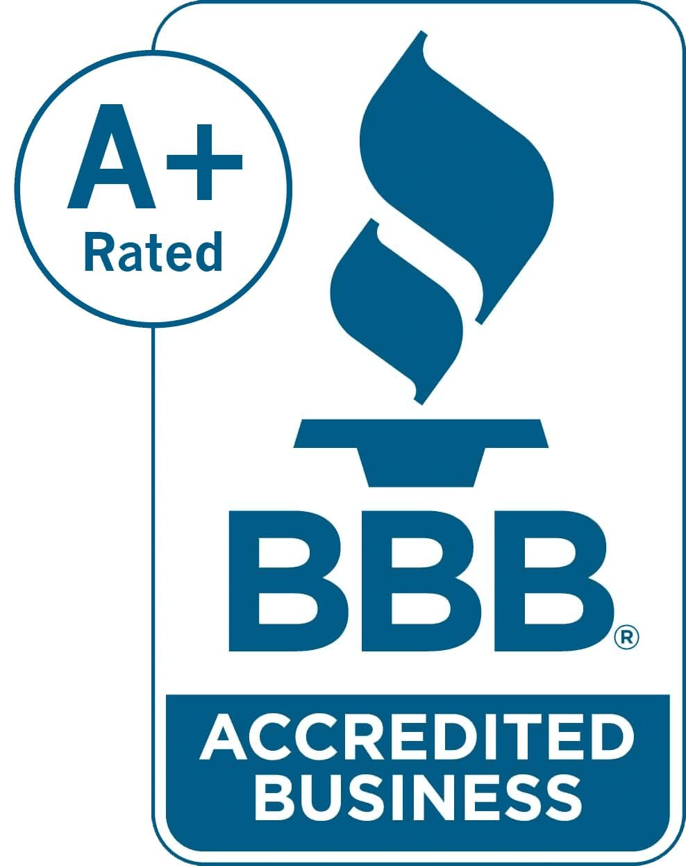 A+ with BBB for HVAC repair